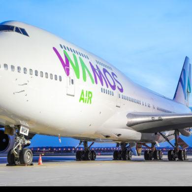 "Boeing 747 ""Jumbo"" w Gdańsku !"